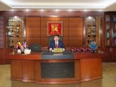 Thư chúc tết Tân Sửu 2021 của TGĐ Cao Kim Trọng